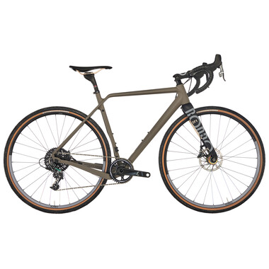 Bicicletta da Gravel RONDO RUUT CF1 GRAVEL PLUS Sram Force 1 40 Denti Grigio 5d9a1d369cf